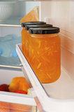 refrigerator with jam