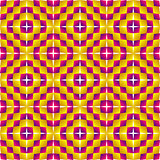 Motion illusion (Expansion).