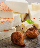 Cheese With Dried Figs