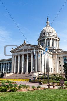 Oklahoma State Capitol Building, Oklahoma City