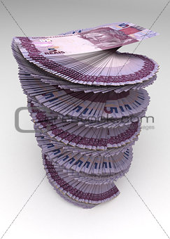 Brazilian Real Tower