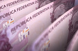 Brazilian Real Closeup