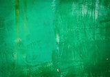 Abstract green color metal background