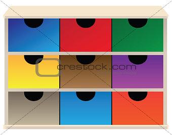 Box organizer