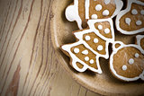 christmas gingerbreads