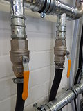 industrial plumbing pipes