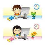 Children & computer