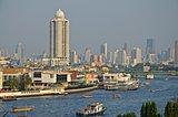 view of bangkok panorama
