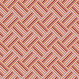 Design seamless colorful interlaced geometric pattern