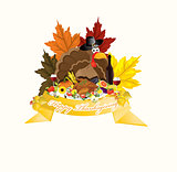 Happy Thanksgiving theme