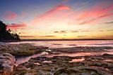 Sunset Murrays Beach Australia