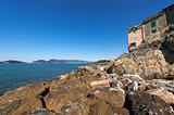 Gulf of La Spezia - Liguria Italy