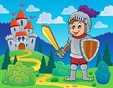 Knight theme image 1