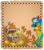 Pirate theme parchment 9