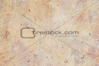 gray, yellow-red plaster texture