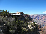 Lookout Studio on the Grand Canyon South Rim