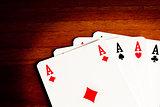 poker aces