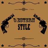 Western style