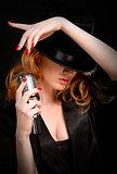 Redhead singer