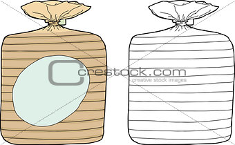 Sliced Bread Bags