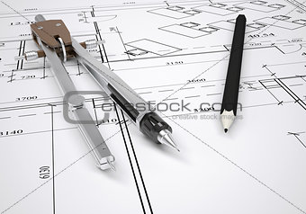 Architectural drawing and engineering tools