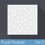 Puzzle Template 13x13