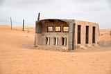 Bathroom Desert Wahiba Oman