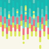 Vector abstract waves texture, wavy background.