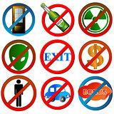 Ban set
