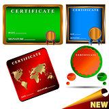 Certificate set