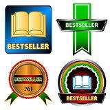 Bestseller logo set