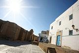 A street in Kairouan