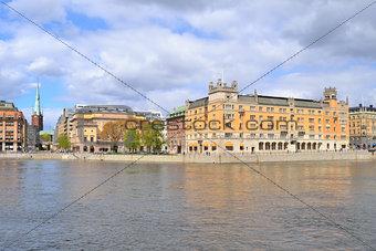 Ð¡entral part of Stockholm
