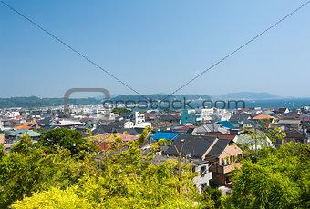 Beach at Kamakura