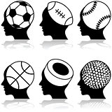 Sports heads