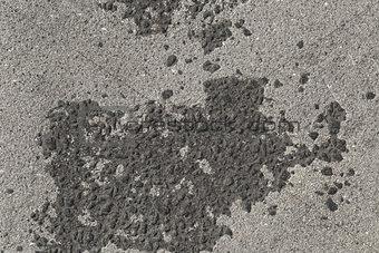 old asphalt background