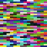 multicolored bricks background