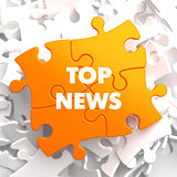 Top News on Orange Puzzle.