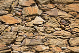 Pattern of Old Stone Wall Surface