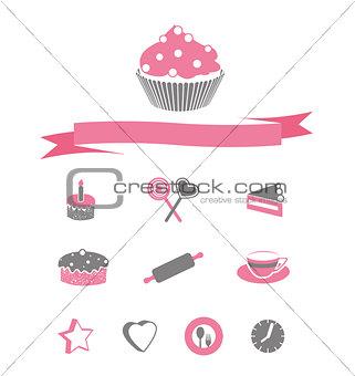 cakes icons