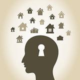 House a head