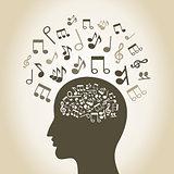 Musical head