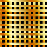Golden grid background