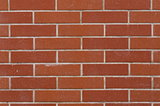 red brick wall can be used for background