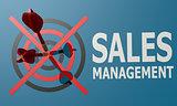 Dart board blue sales management