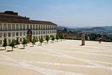 Coimbra University Courtyard