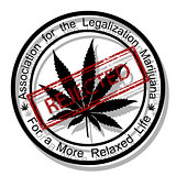Reject marijuana