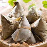 Rice dumpling or zongzi.