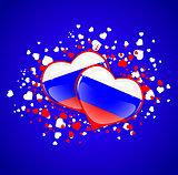 Russia Hearts