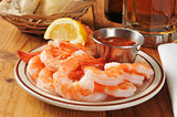 Shrimp prawns